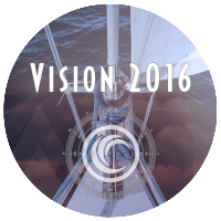 Vision 2016- Badge