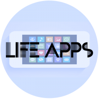 Life Apps Sermon Series - Badge